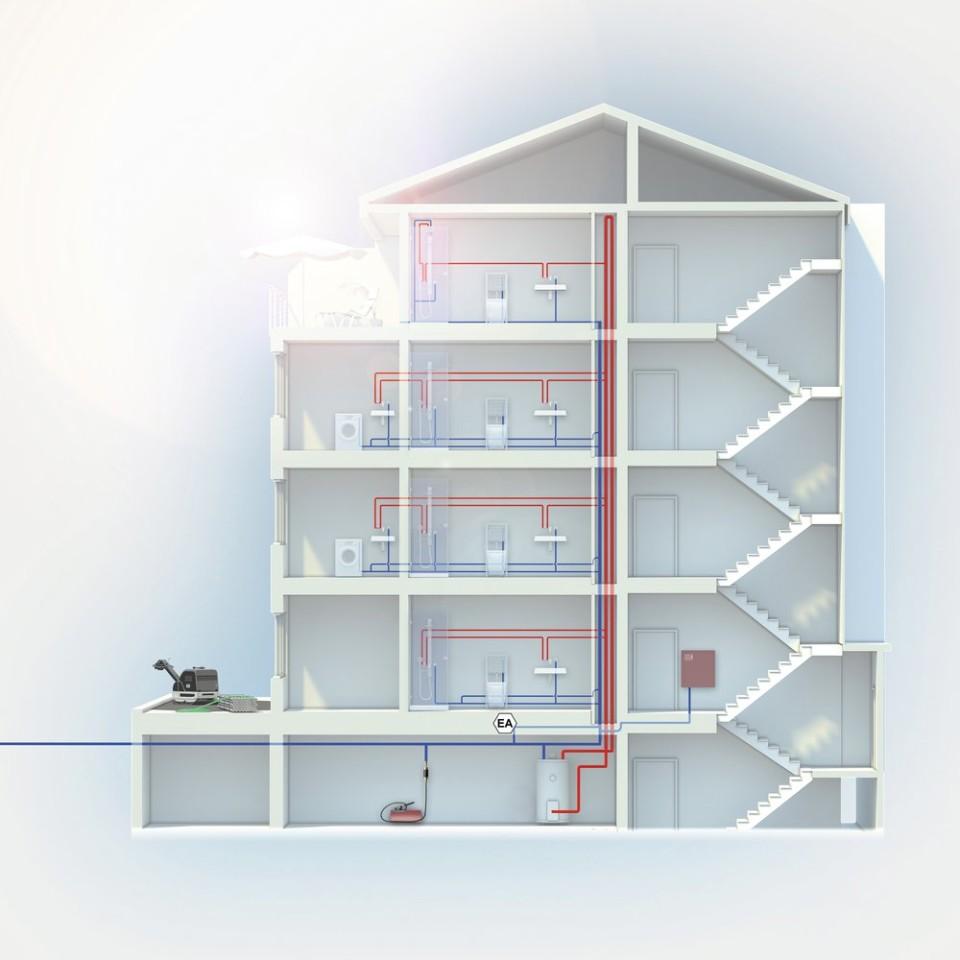 Drinkwaterhygiëne in nieuwbouw