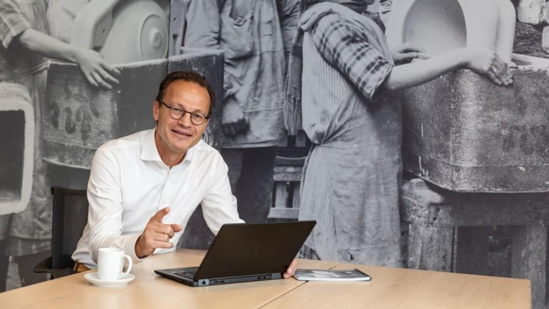 Menno Portengen, Algemeen Directeur Geberit Nederland