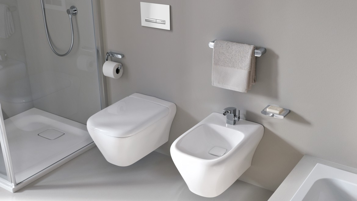 Geberit myDay WC en bidet