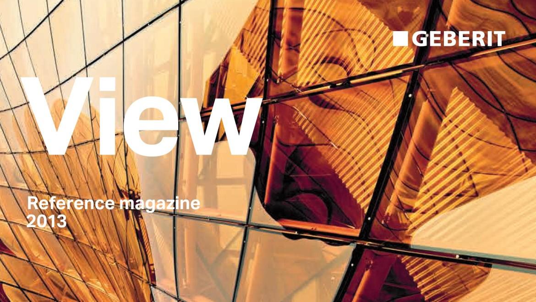 View Magazine - editie 2013